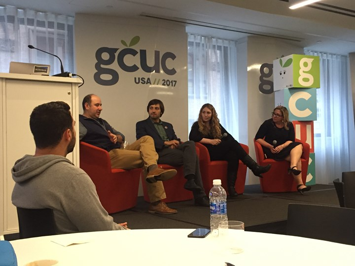 Four lessons from the global coworking conference.