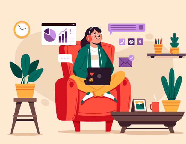 6 Pillars of Working From Home