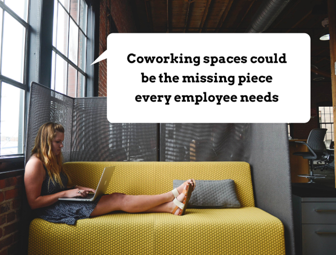 Coworking Spaces Could Be The Missing Piece Every Employee Needs During This Pandemic
